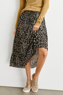 Emerge Pleat Skirt - 236326