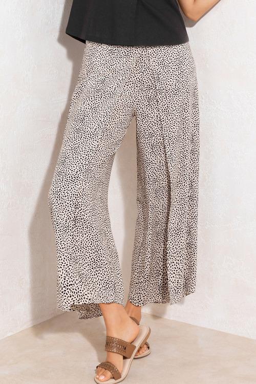Emerge Wide Leg Wrap Pants