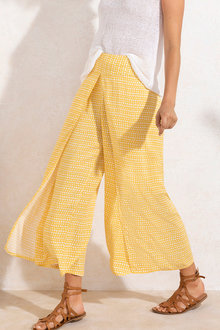 Emerge Wide Leg Wrap Pants