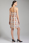 Emerge Linen Slip Dress