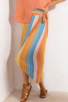 Emerge Wrap Skirt