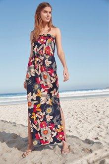 Next Boobtube Maxi Dress- Tall