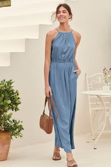Next Tencel Maxi Dress- Tall