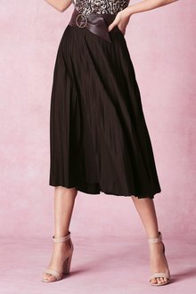Next Pleat Skirt- Tall