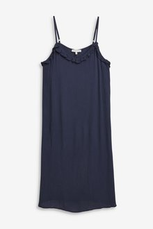 Next Midi Slip Dress- Tall