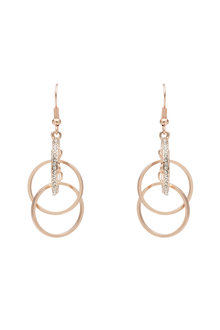 Amber Rose Lucy In The Sky Statement Earrings