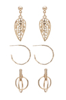 Amber Rose Rora Earring Set