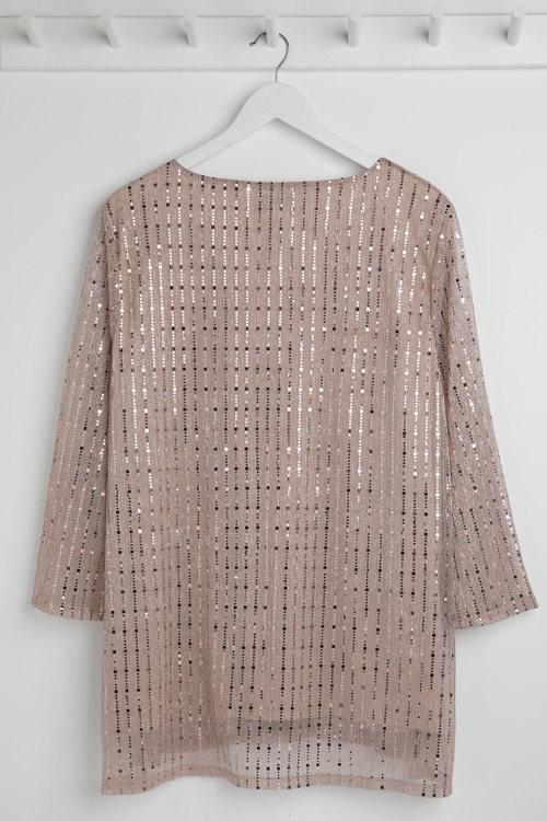 Plus Size - Sara Sparkle Top
