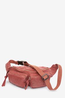 Next Pocket Detail Bum Bag