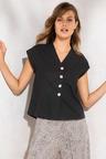 Emerge Linen Button Up Shirt
