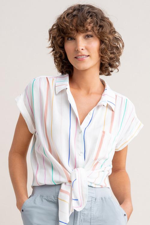 Capture Short Sleeve Pocket Shirt
