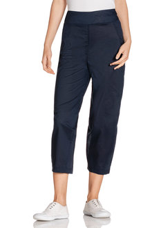 Capture Cotton Crop Pants - 236636