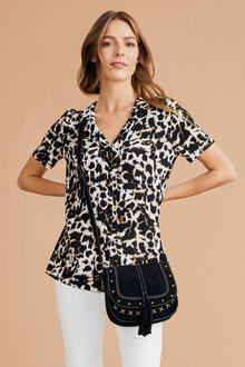 Capture Soft Touch Pocket Shirt - 236643