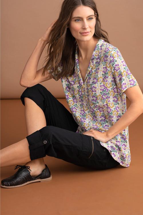 Capture Soft Touch Pocket Shirt