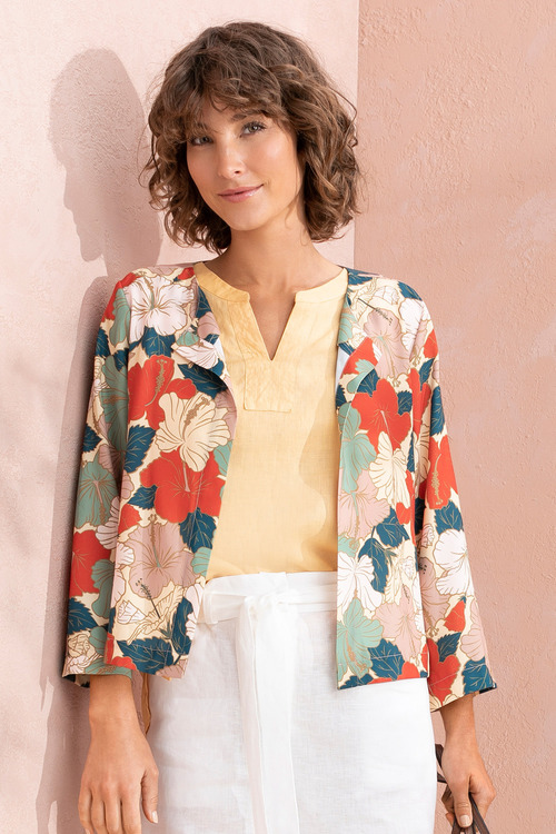 Capture Boho Jacket