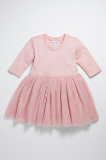 Pumpkin Patch Infants' Tutu Dress Long Sleeve