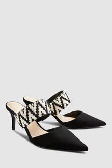 Next Textured Point Mules