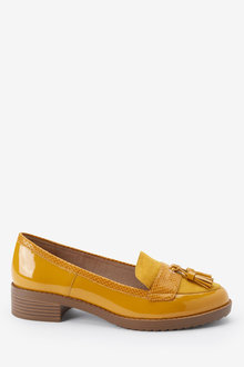 Next Cleated Tassel Loafers
