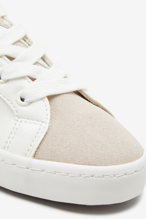 Next Forever Comfort Lace-Up Trainers