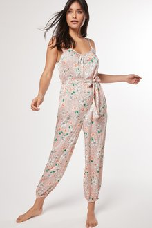 Next Floral Jumpsuit