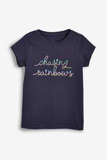 Next Graphic Short Sleeve T-Shirt (3-16yrs)