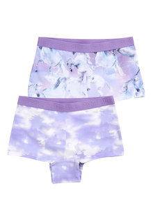 Next Unicorn Boxers Two Pack (2-16yrs)