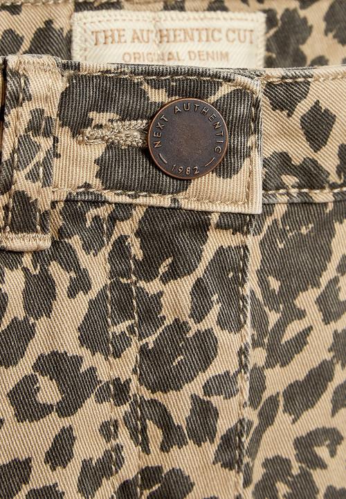 Next Animal Denim Skirt (3-16yrs)