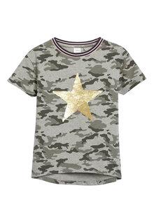 Next Sequin Star T-Shirt (3-16yrs)