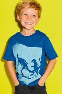 Next Skate Dino Shadow T-Shirt (3-14yrs)