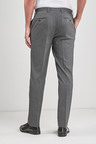 Next Stretch Marl Suit: Trousers- Regular Fit