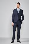 Next Textured Suit: Jacket- Slim Fit