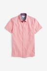Next Short Sleeve Tonic Shirt