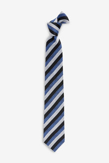 Next Signature Stripe Tie