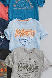 Next LA Graphic T-Shirt