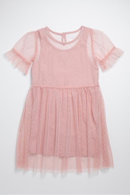 Pumpkin Patch Petticoat Dress