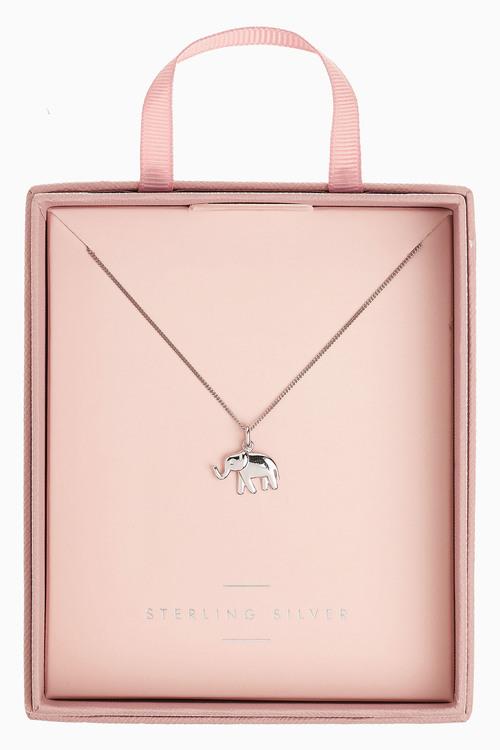 Next Elephant Necklace