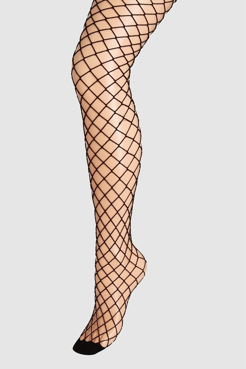 Next Fishnet Tights One Pack