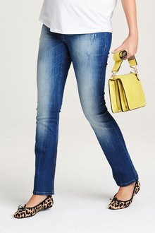 Next Maternity Boot Cut Jeans