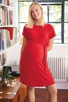 Next Maternity Batwing Dress