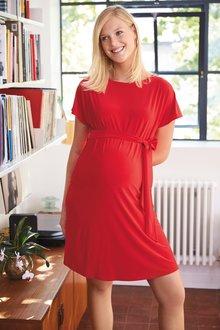 Next Maternity Batwing Dress - 237130