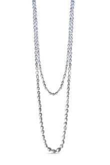 By Fairfax & Roberts Real Pearl Graduated Necklace