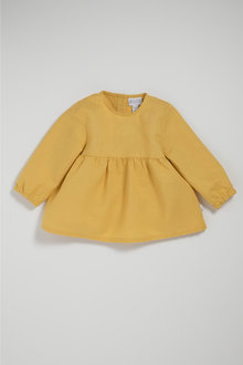 Pumpkin Patch Smock Blouse