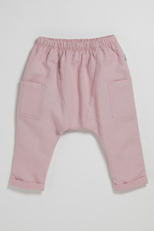 Pumpkin Patch Pants with Pockets