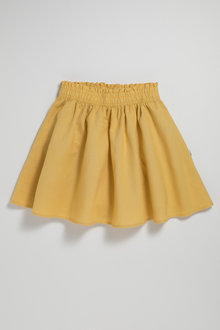 Pumpkin Patch Skirt with Ruffle Waist - 237187