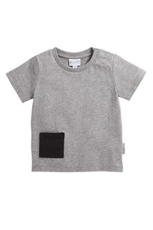 Pumpkin Patch Tee with Hem Pocket