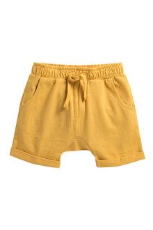 Pumpkin Patch Knit Shorts - 237192