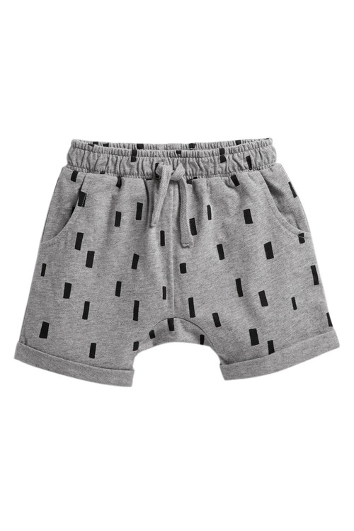 Pumpkin Patch Knit Shorts