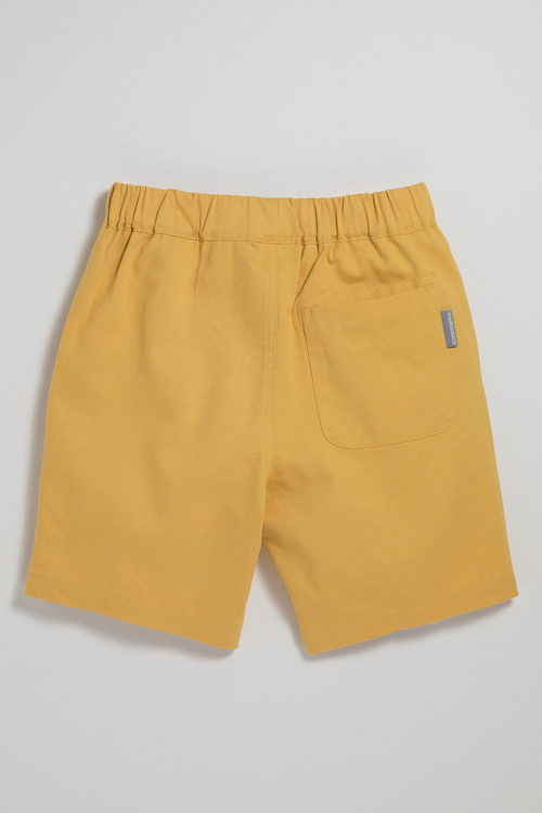 Pumpkin Patch Drill Shorts