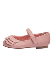 Next Mary Jane Ruffle Shoes (Younger)
