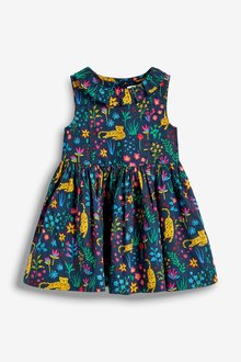 Next Woven Collar Dress (3mths-7yrs)